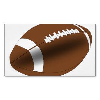 football coach school teacher team sports Magnetic business card
