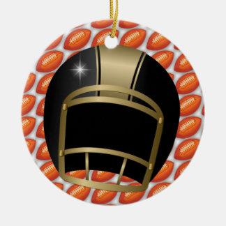 Football Coach - SRF Ceramic Ornament
