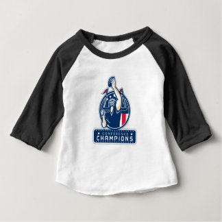 Football Conference Champions New England Retro Baby T-Shirt