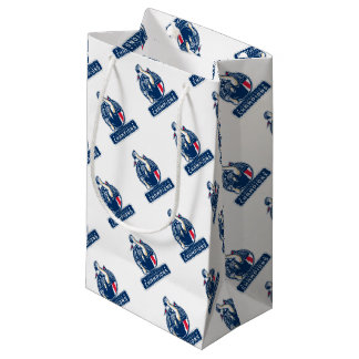 Football Conference Champions New England Retro Small Gift Bag