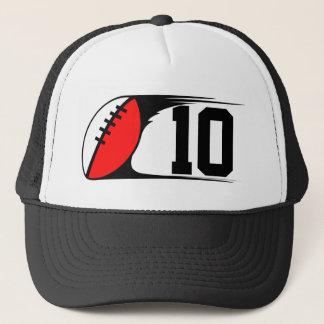 Football Customize Truck Hat