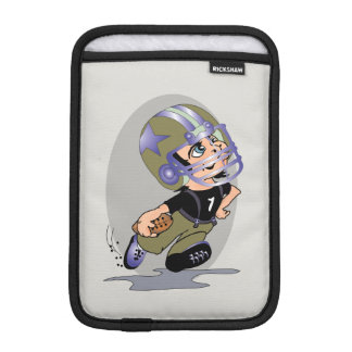 FOOTBALL CUTE CARTOON   iPad Mini iPad Mini Sleeve