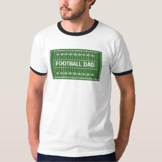 Football Dad Design Clothing T-Shirt