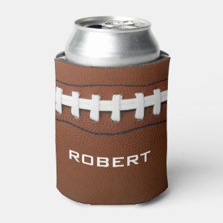 Football Design Can Cooler