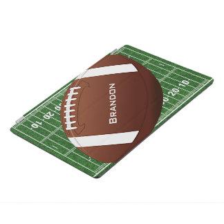 Football Design iPad Cover