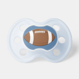 Football Pacifiers