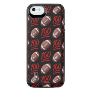 Football Emoji iPhone SE/5/5s Battery Case