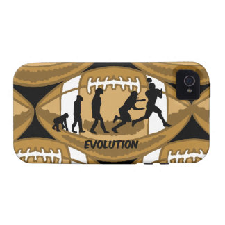 football evolution iPhone 4/4S cover