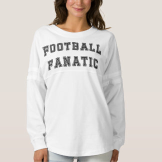 Football Fanatic Spirit Jersey Shirt
