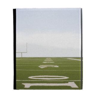 Football Field iPad Folio Case