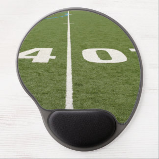 Football Field Forty Gel Mouse Pad