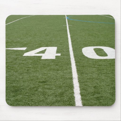 Football Field Forty Mousepads