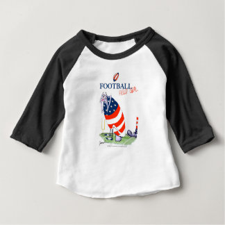 Football field goal, tony fernandes baby T-Shirt