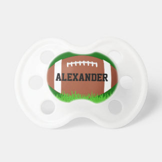 Football Field Junior Varsity Pacifier