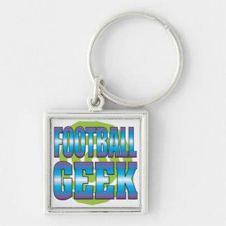 Football Geek v3 Keychains