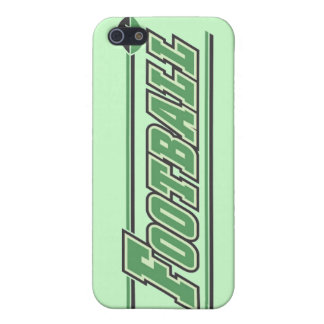 Football Green and Gifts iPhone 5 Cases