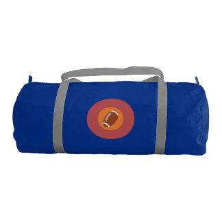 Football Gym Duffel Bag