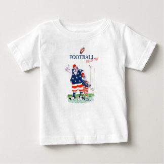 Football hall of fame, tony fernandes baby T-Shirt
