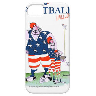 Football hall of fame, tony fernandes barely there iPhone 5 case