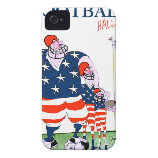 Football hall of fame, tony fernandes iPhone 4 cover