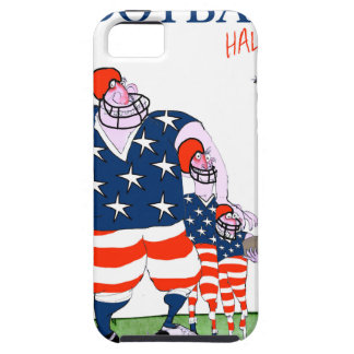 Football hall of fame, tony fernandes tough iPhone 5 case