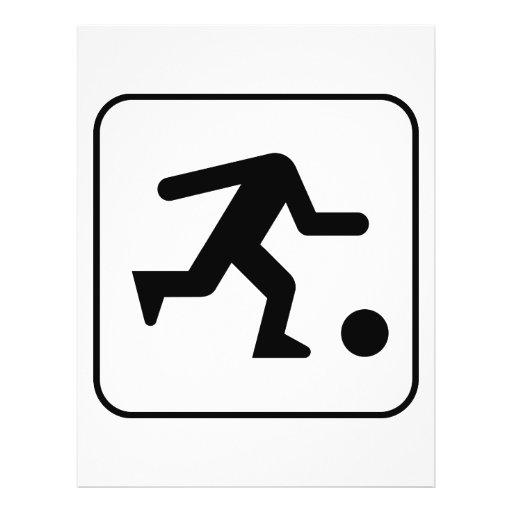 football head_BLACK Flyer Design