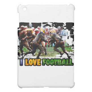Football iGuide Gridiron iPad Mini Cases