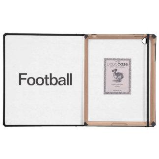 Football iPad Cover