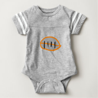 Football Jersey for Baby Baby Bodysuit