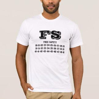 Football jersey numbers Tee-shirt T-Shirt