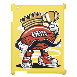 Football King iPad/iPad Mini, iPad Air Case Cover For The iPad