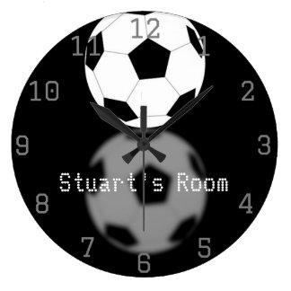 Football Large Clock