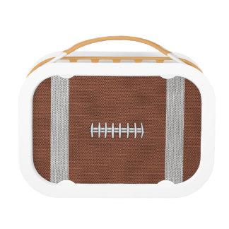 Football Lunch Box
