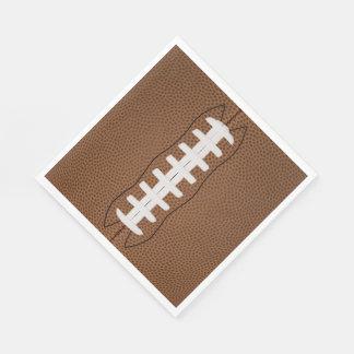 football luncheon napkin disposable serviettes