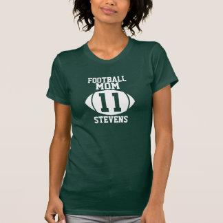 Football Mom 11 Tshirt