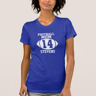 Football Mom 14 T Shirt
