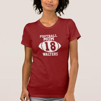 Football Mom 18 Tees