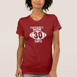 Football Mom 30 Tshirts