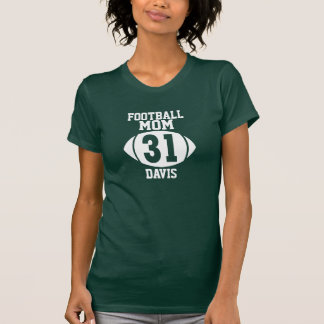 Football Mom 31 T Shirt
