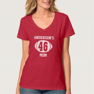 Football Mom 46 T-Shirt