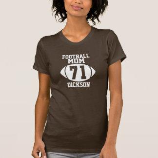 Football Mom 71 Tees