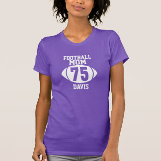 Football Mom 75 T-Shirt