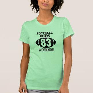 Football Mom 83 T Shirt
