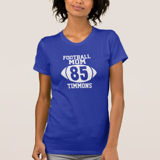 Football Mom 85 Tee Shirts