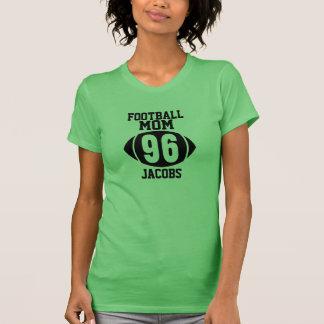 Football Mom 96 Tee Shirt