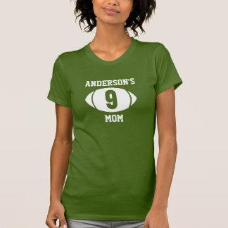 Football Mom 9 Tees