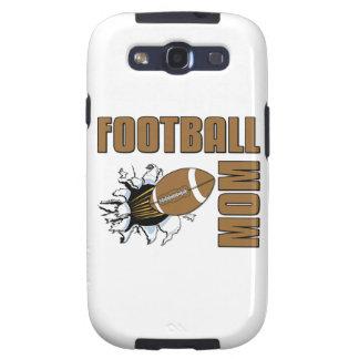 Football Mom Samsung Galaxy S3 Cases
