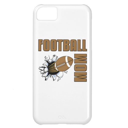 Football Mom iPhone 5C Cover