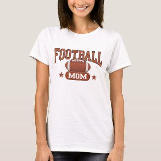 Football Mom - Colored T-Shirt