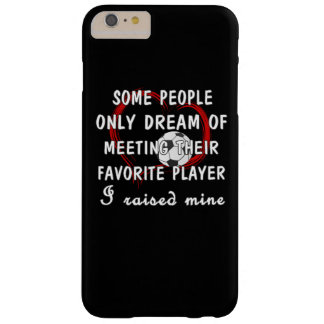 Football Mom Favorite Player Barely There iPhone 6 Plus Case